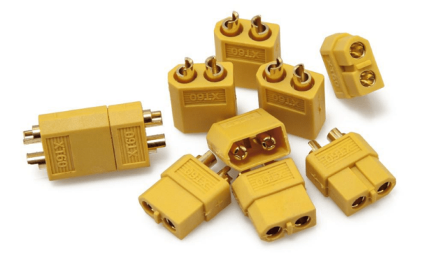 xt60-connectors-pack-of-5-male-and-female-connectors